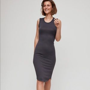 Wilfred free Bruni dress (aritzia)
